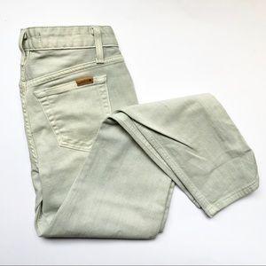 Joe's Jeans | Skinny Slim Crop Coloured Jeans